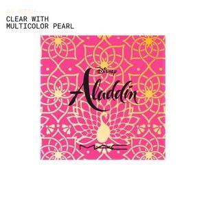Disney Aladdin Crystal Glaze Gloss by MAC